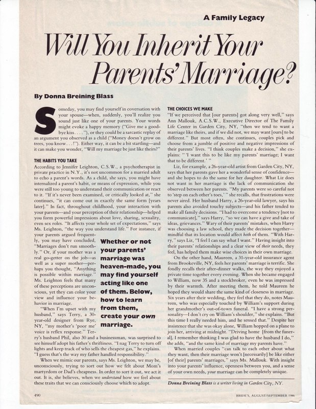 Web NYT Inherit Parent's Marriage